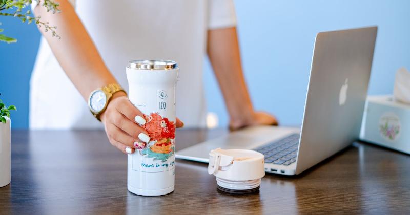 Coffee mug – a sustainable zero waste gift
