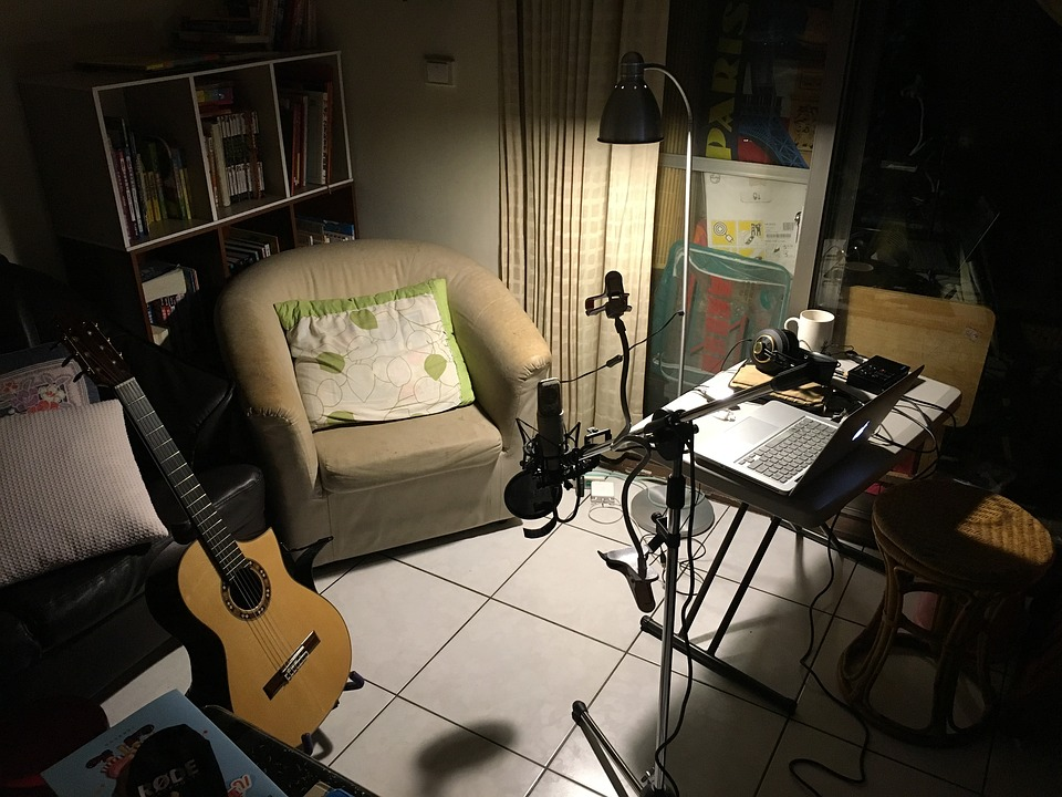 Within These Walls... Making A Recording Studio At Home