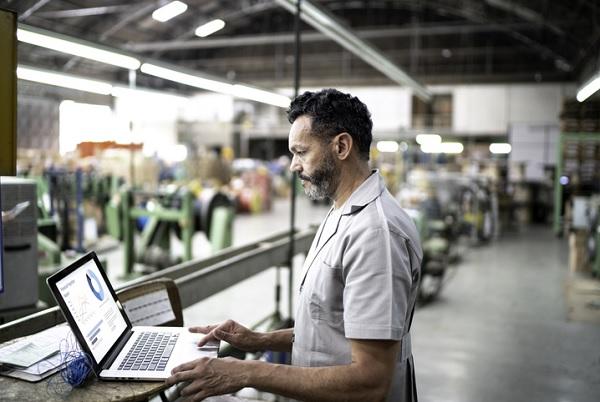 Ứng dụng công nghệ vào trong sản xuất