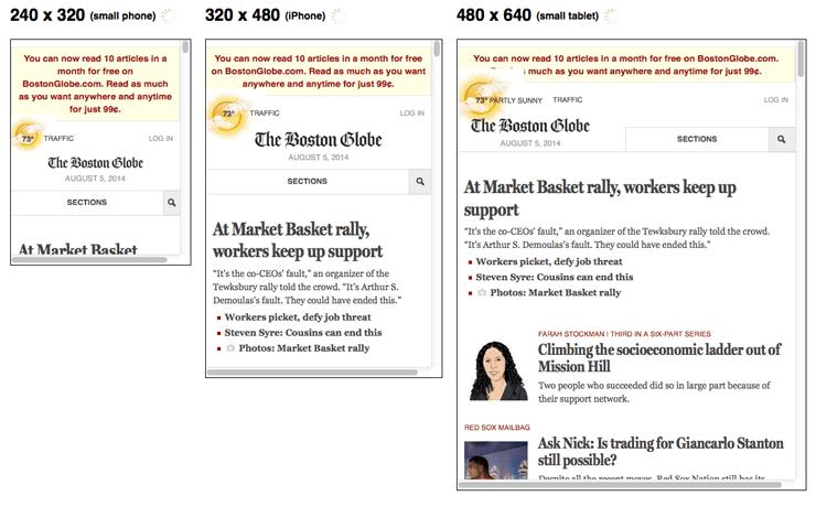 Un exemple de site Web avec un design interactif, souvent utilisé pour adapter un contenu aux différents appareils mobiles et pour améliorer le classement SEO.