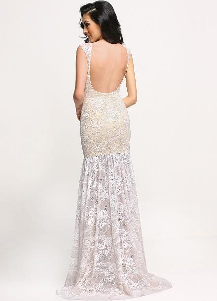 Back view of Style : 71650