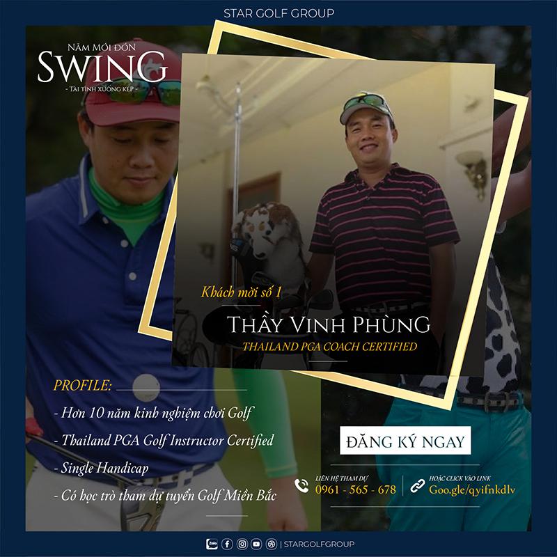 HLV Golf Vinh Phùng