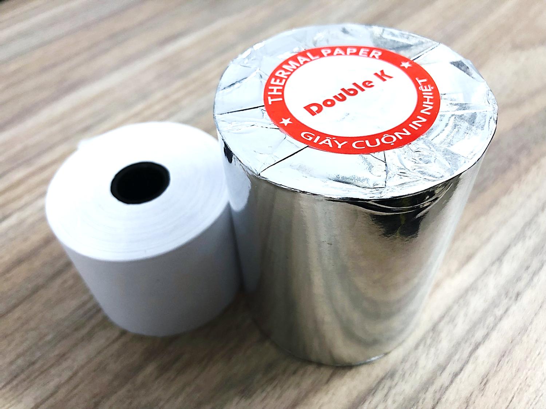 Các loại giấy in nhiệt cơ bản