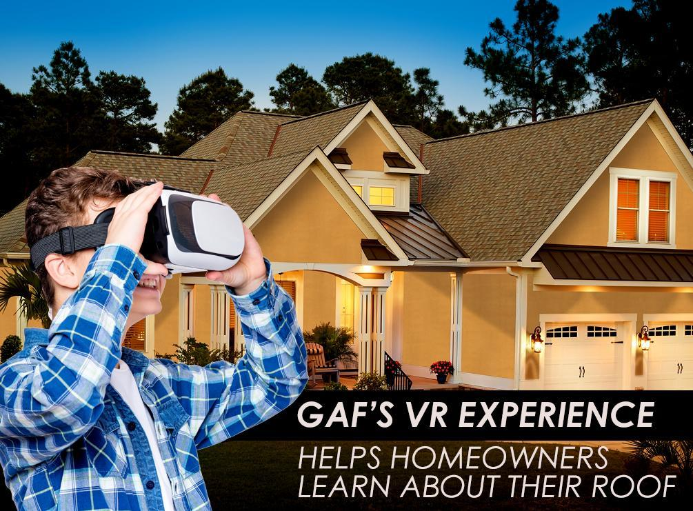 GAF's VR Experience