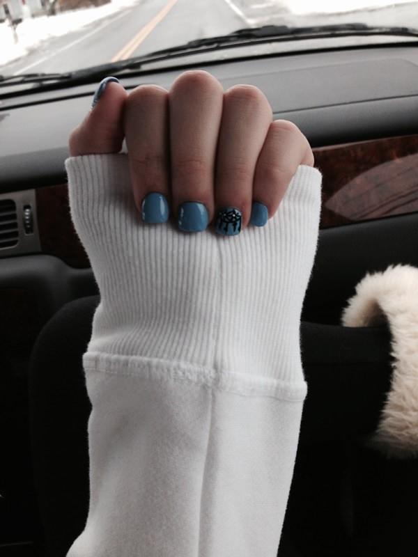 cute nail designs creem (44)