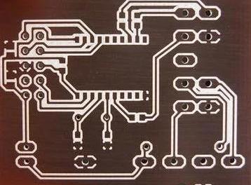 印刷电路板布局