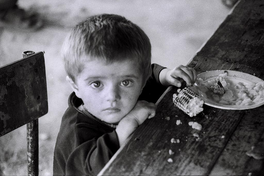 Nạn đói kinh hoàng có thể giết chết 600.000 trẻ em trong những vùng chiến sự năm nay