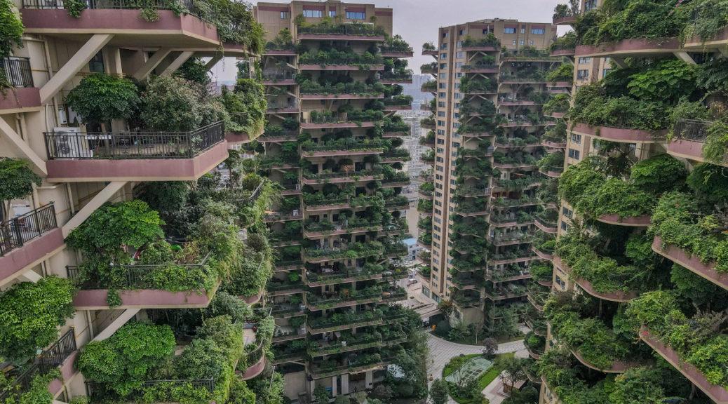 Житловий комплекс поступово занепадає