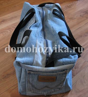 56982075af6b Как сшить спортивную сумку