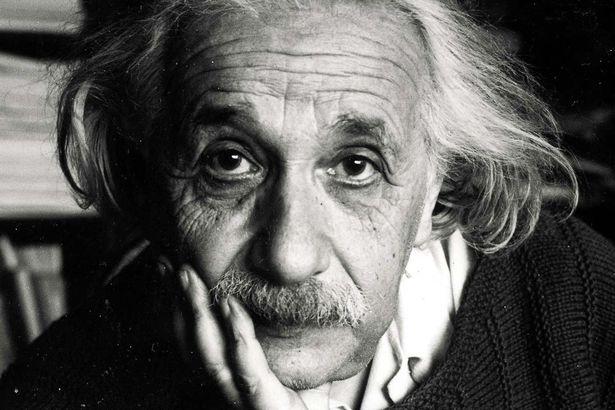 3. Where are Einstein's eyeballs?
