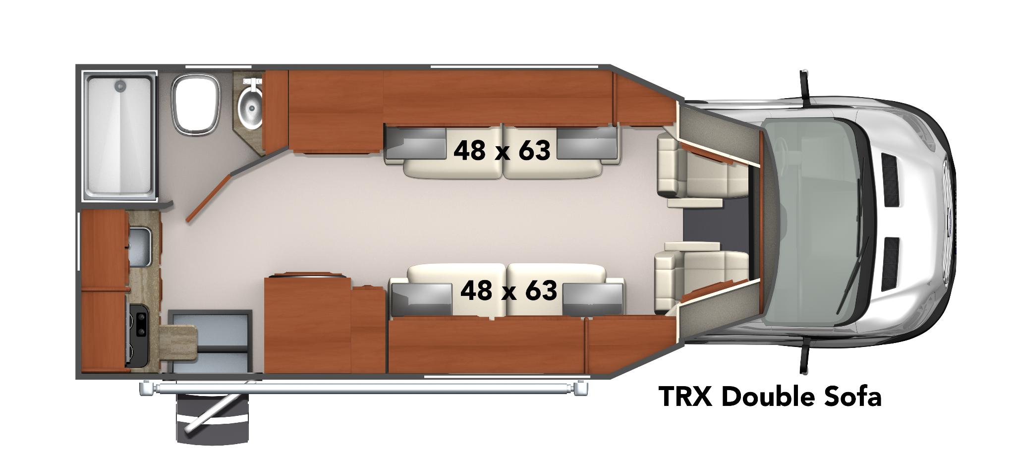 Phoenix TRX floorplan option