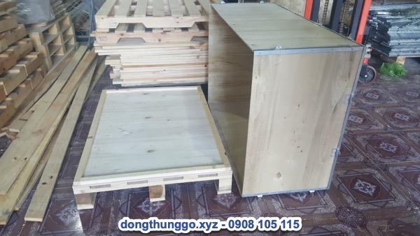 Lợi ích khi sử dụng dịch vụ đóng Pallet gỗ tại quận 2