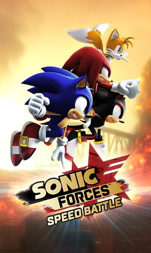 Sonic Forces: Speed Battle- screenshot thumbnail