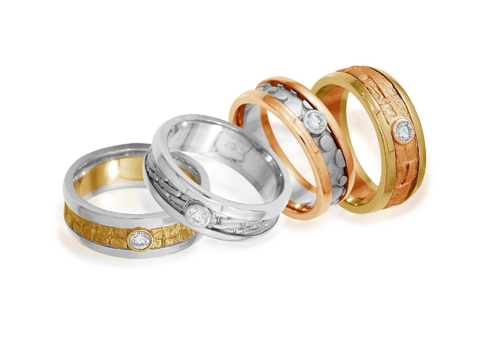 Обручальные кольца с камнями: топ-5 камней для обручальных колец