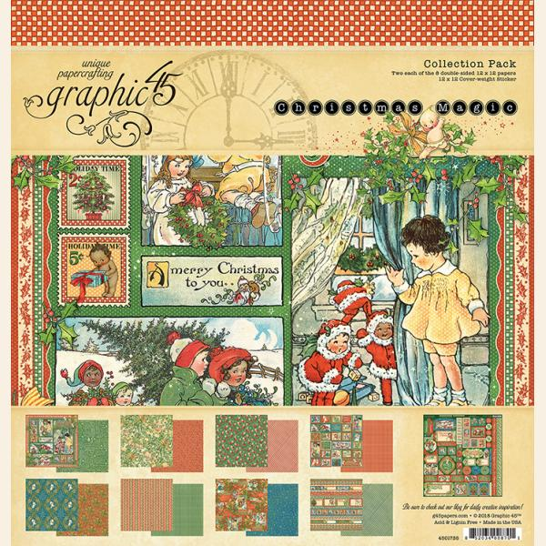 Christmas Magic 12x12 Collection Pack