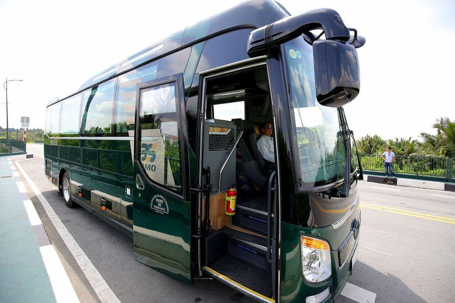 Xe 3S Limo từ Sài Gòn đi Mũi Né