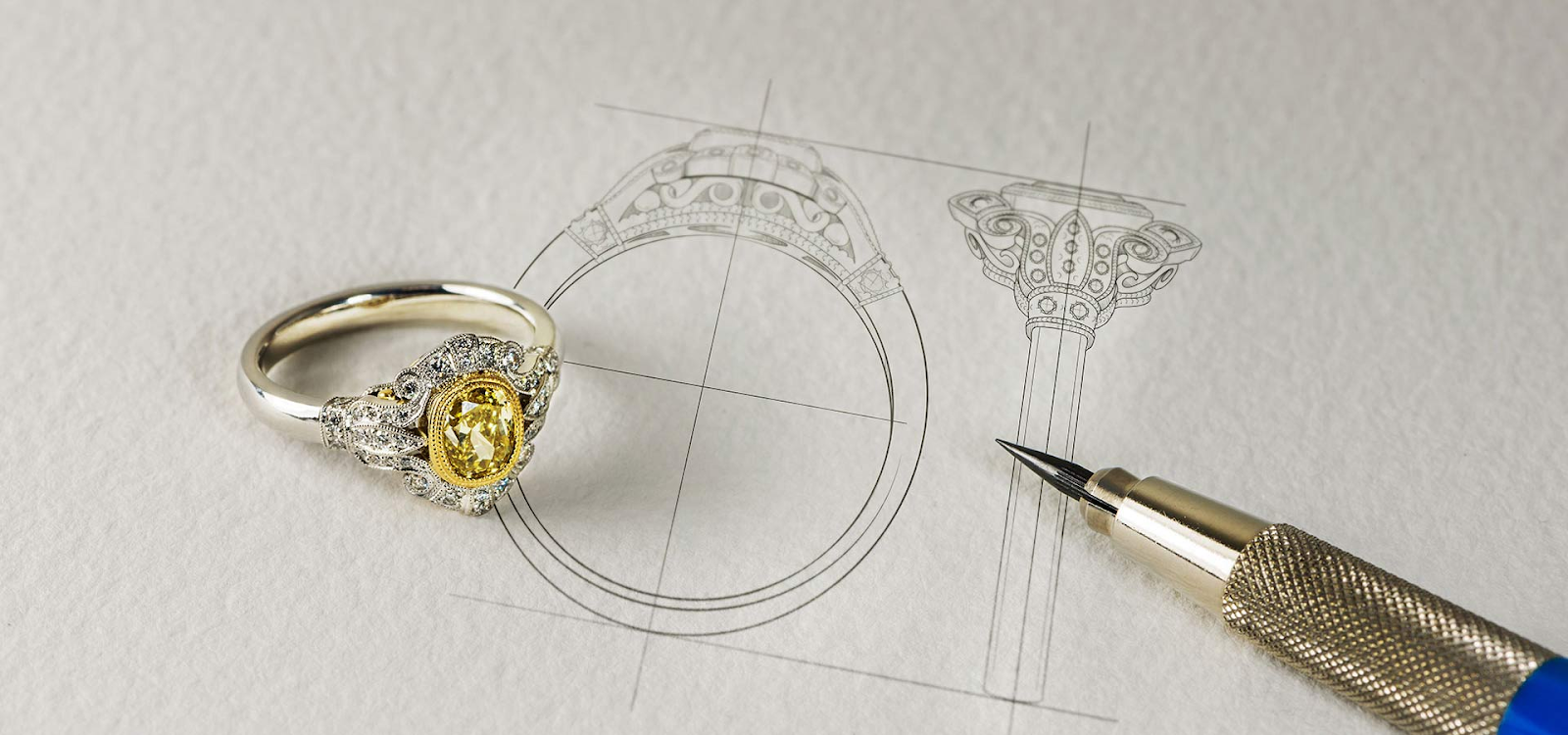 Should You Design Your Own Diamond Engagement Rings?
