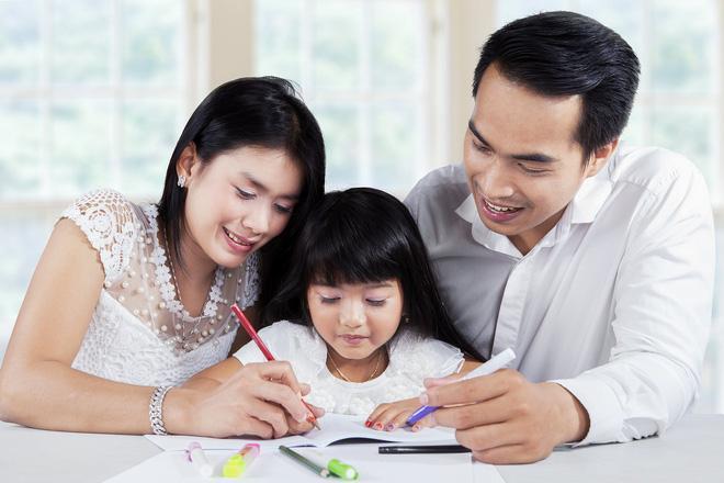 Học cách làm cha mẹ vui vẻ như thế nào?