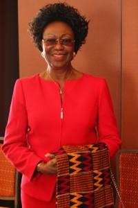 Dr. Eunice Brookman-Amissah