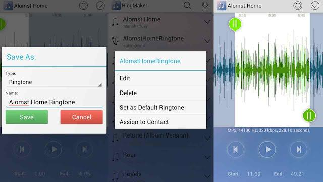 8 Best Ringtone Apps for android to light up your calling experience