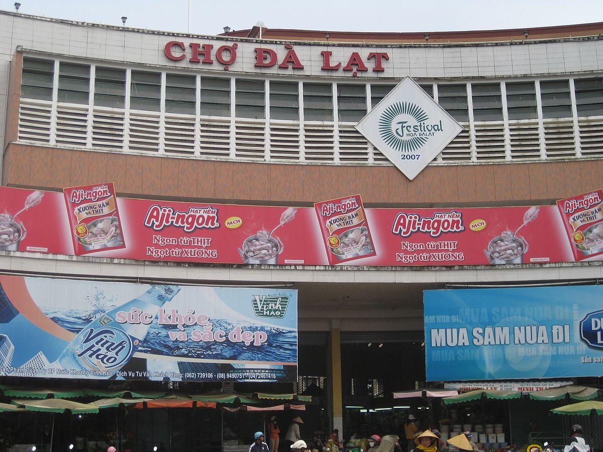 Trung tâm Thương mại ở Đà Lạt - Đà Lạt có Vincom không?