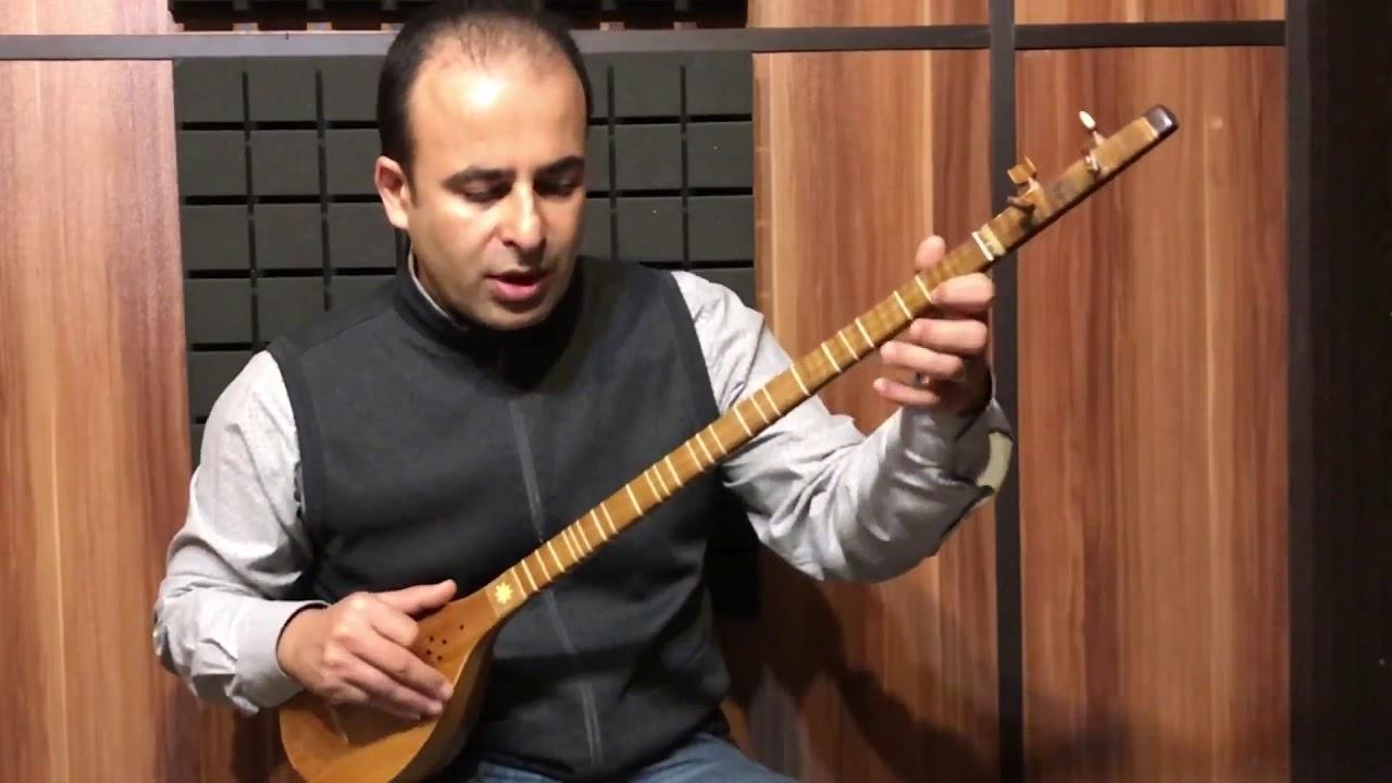 دانلود گریلی دستگاه شور دستور متوسطه حسین علیزاده نیما فریدونی سهتار