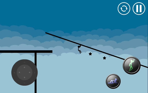 Stickman Parkour Platform- screenshot thumbnail
