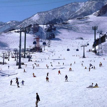 Kết quả hình ảnh cho 志賀高原 寺小屋、高天ヶ原、一の瀬スキー場