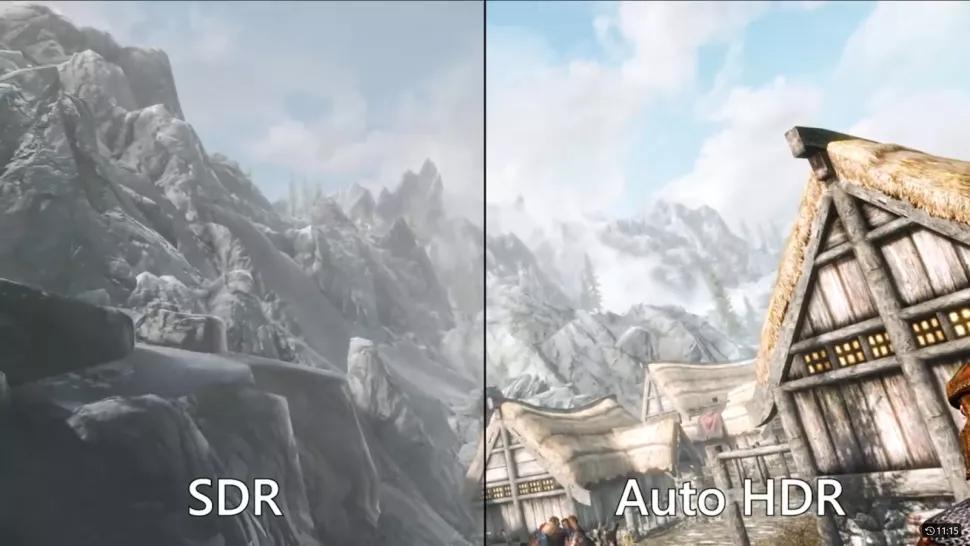 Auto HDR cho Gaming