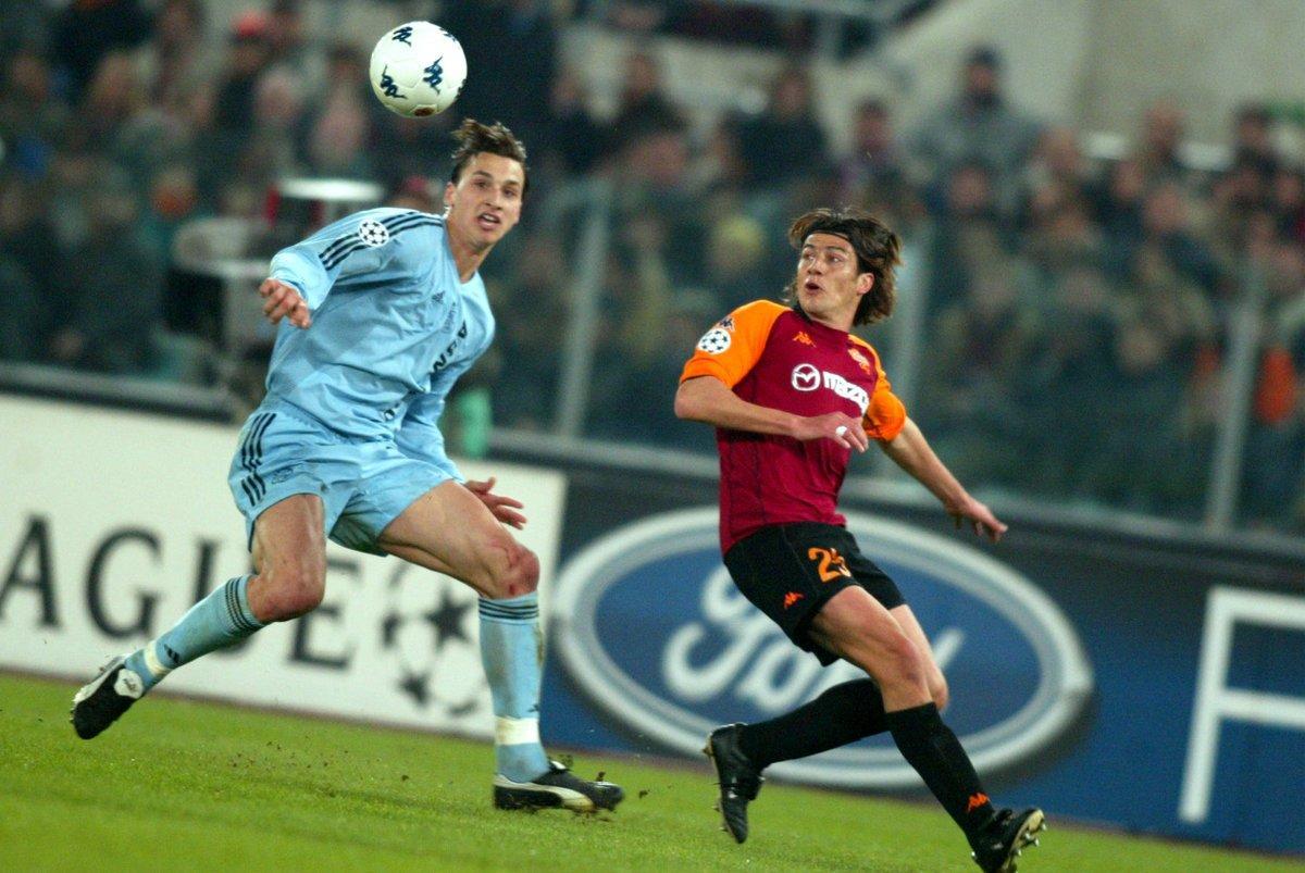 Ajax đã đánh bại Roma trong lần tiếp đón gần nhất