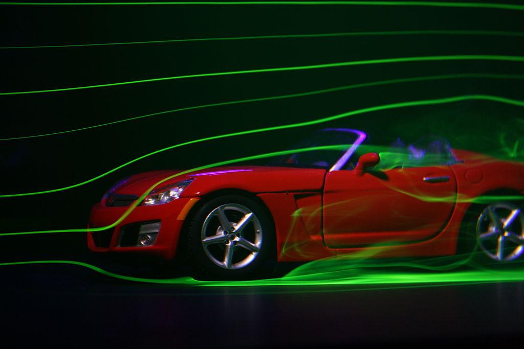 Airflow car