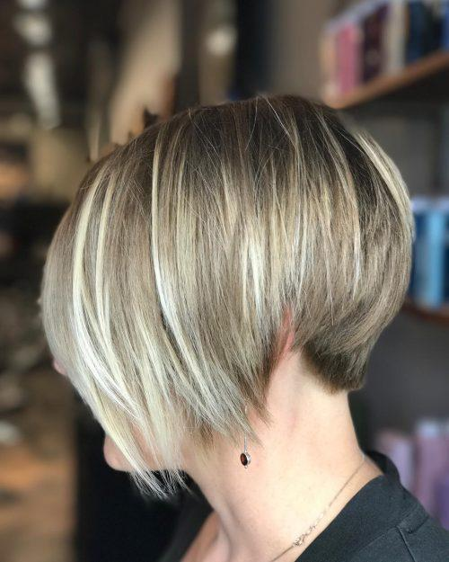 Chic Disconnected Wedge Cut