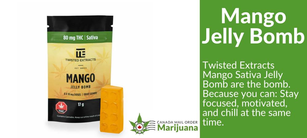 online dispensary mango jelly bombs