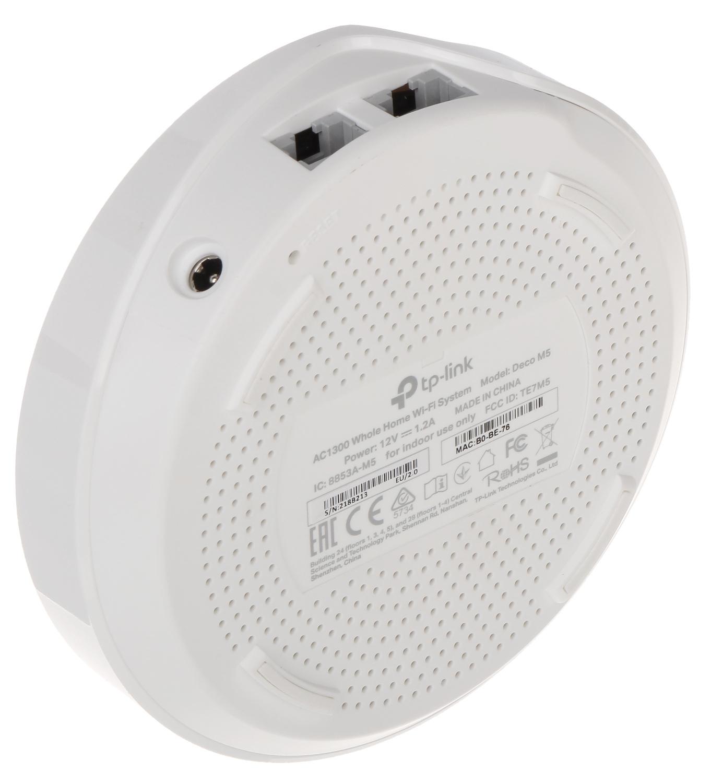 простая настройка Wi-Fi TP-LINK Deco M5