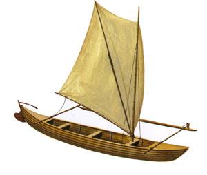 Image result for polynesian canoe