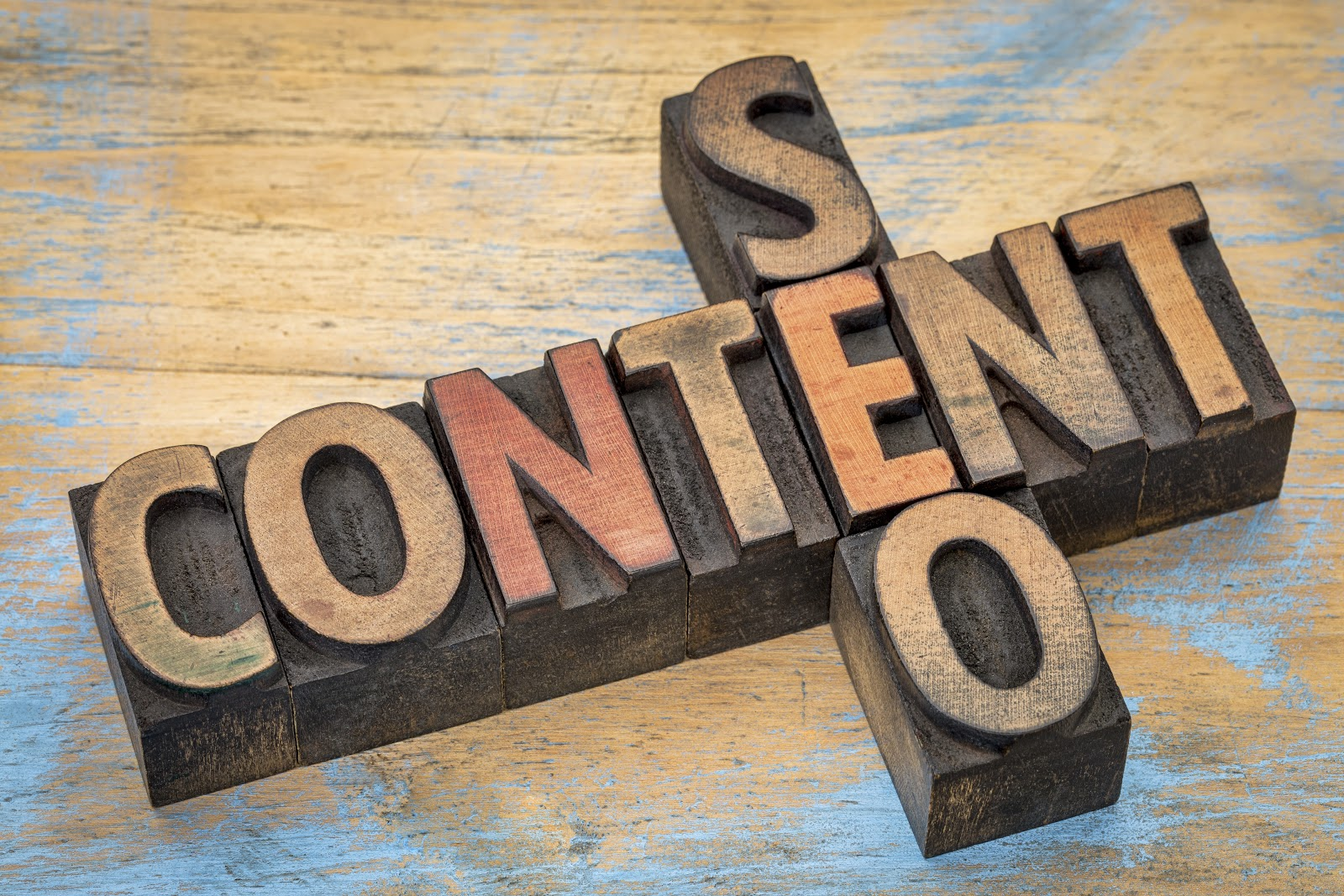 Content and SEO are intertwined together like a crossword puzzle that benefits both fields.