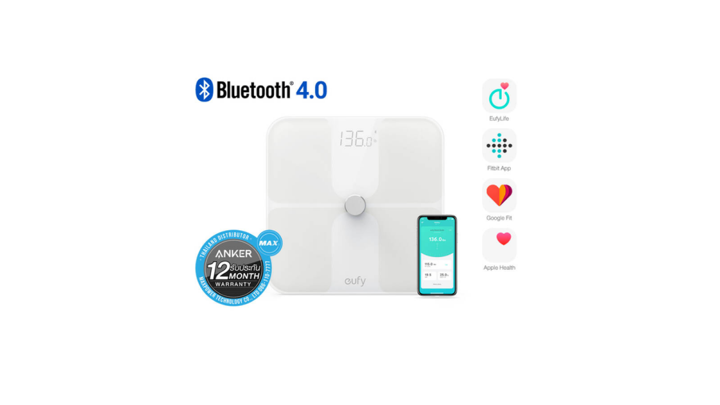 9. Eufy Body Scale Weight Max 1