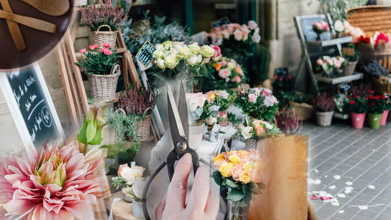 Профессия флорист