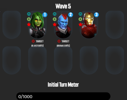 Marvel Strike Force: Fear The Darkness Guide & Kill Order 33