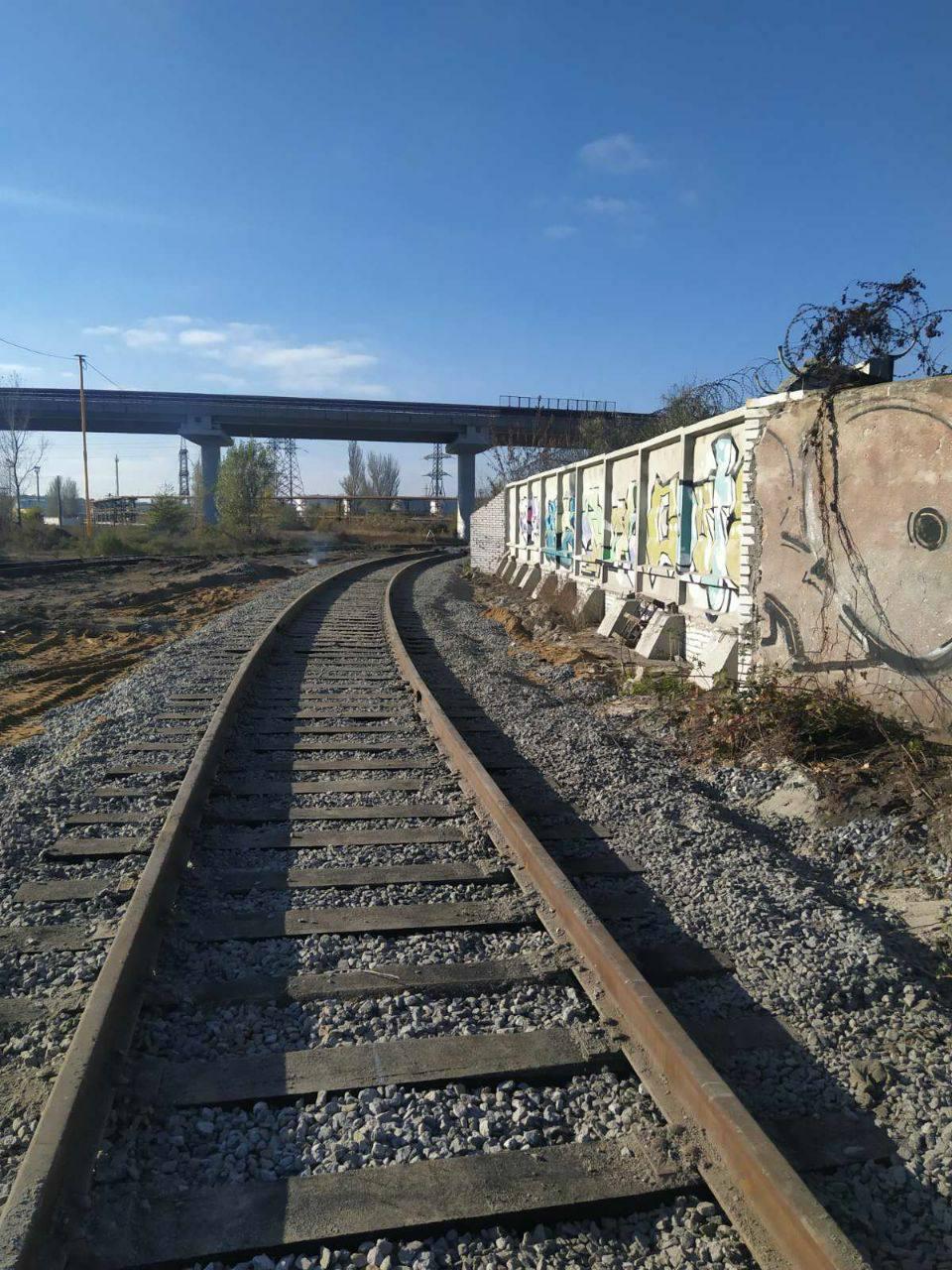 «Евротерминал» и новый железнодорожный объект
