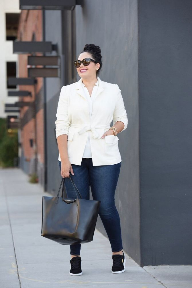 Plus-size fashion: best ideas for trendy outfits 2020 54
