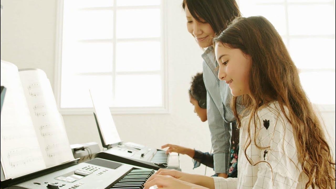 học đàn organ cho người mới bắt đầu