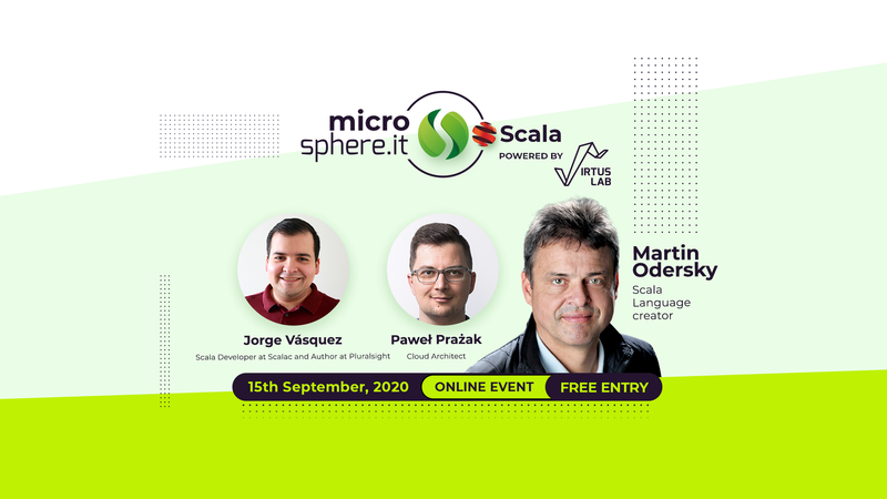 Scala, microsphere conference, Cloud Native platforms