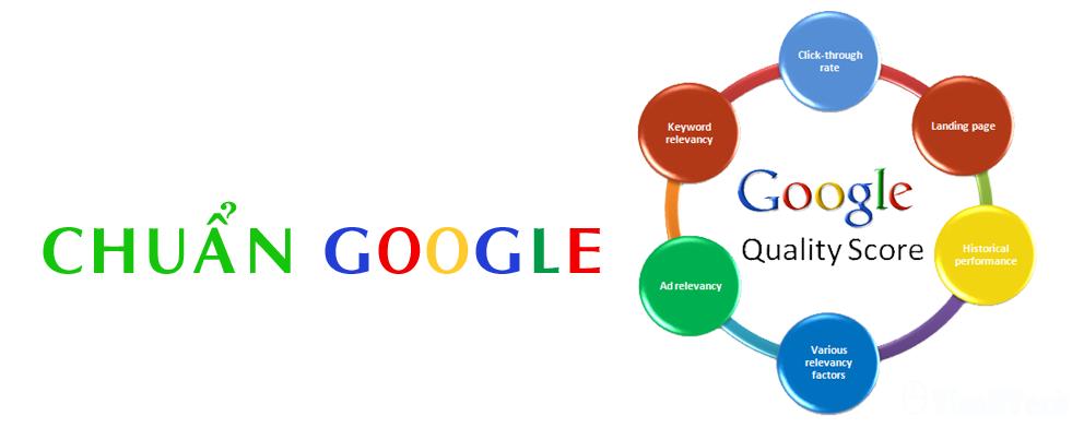 Dịch vụ xây dựng web chuẩn seo trọn gói