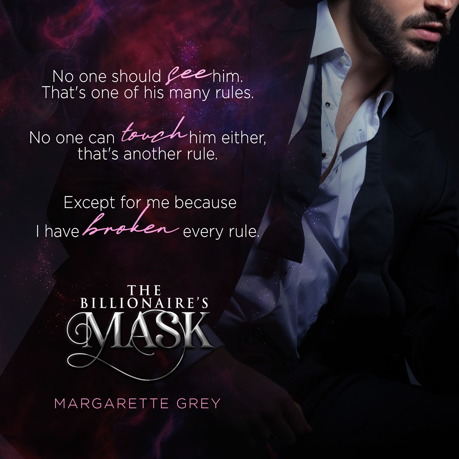 April 5th The Billionaire's Mask Teaser