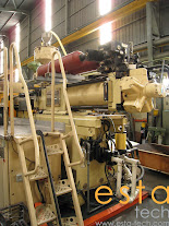 Husky SX600 RS100/85 (1996) Plastic Injection Moulding Machine