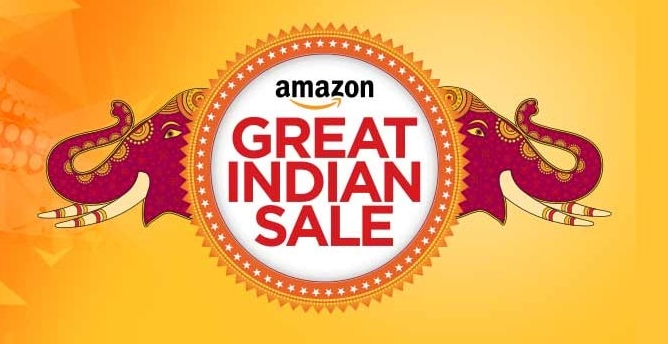 Amazon Great Indian Sale Offers 2020 - Best Deals and Offers