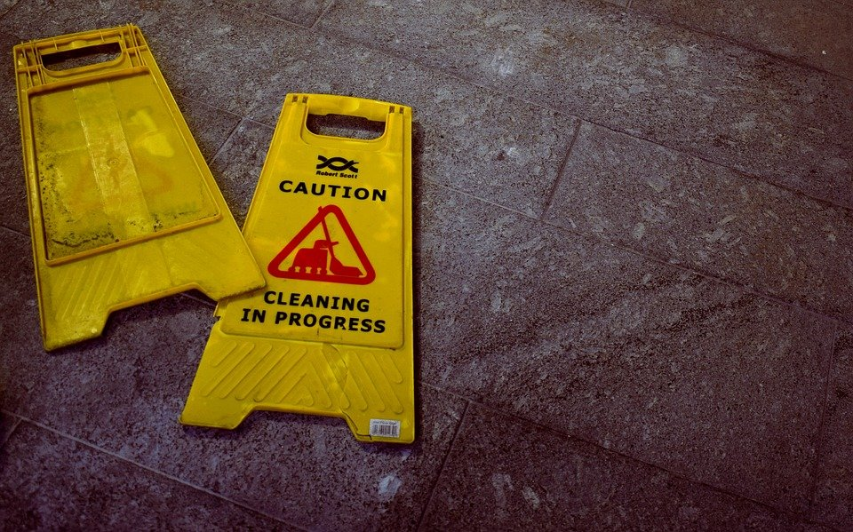 Where Do Slip and Fall Accidents Usually Happen?