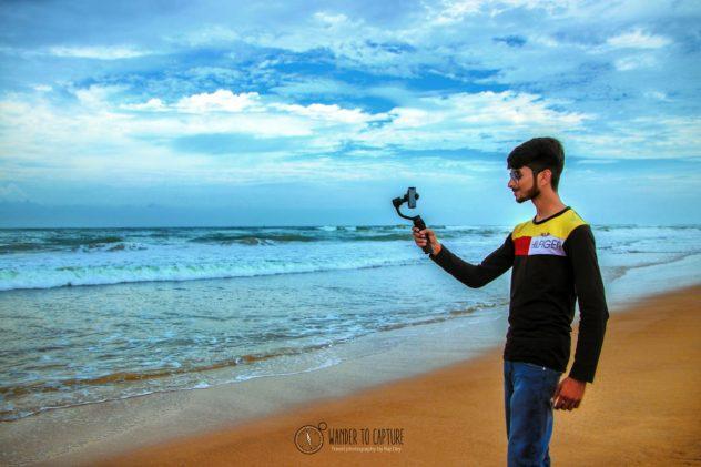Sea Mouth Beach - Best Offbeat places near Puri