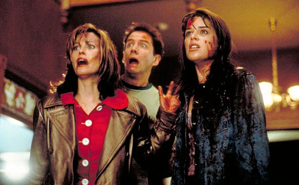 Scream': Then and Now | EW.com